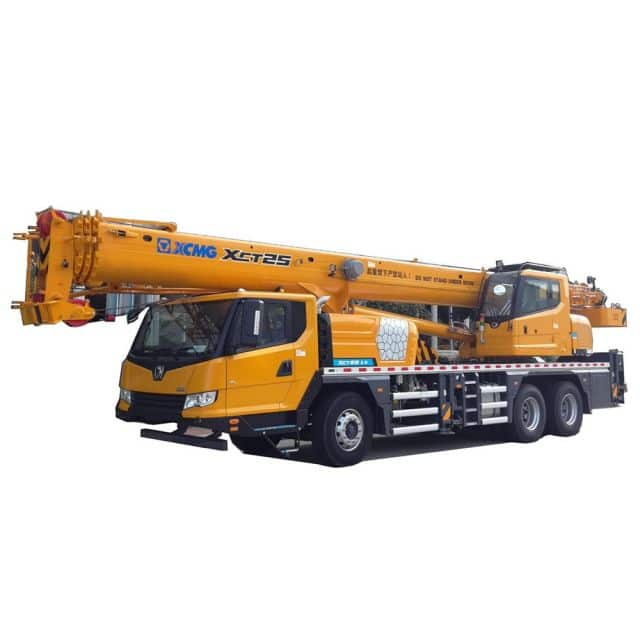XCMG official manufacturer XCT25L4 truck cranes for sale