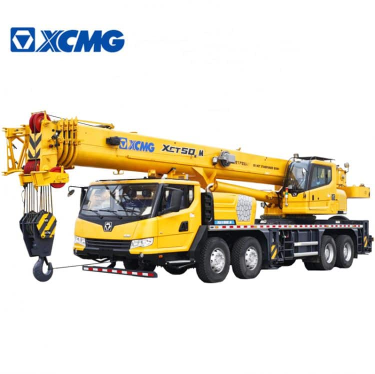 XCMG factory XCT50_M Truck Crane price for sale