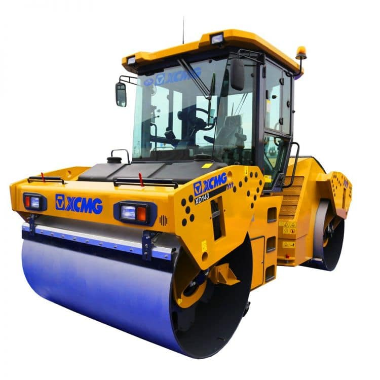 XCMG Official XD143 Road Roller for sale