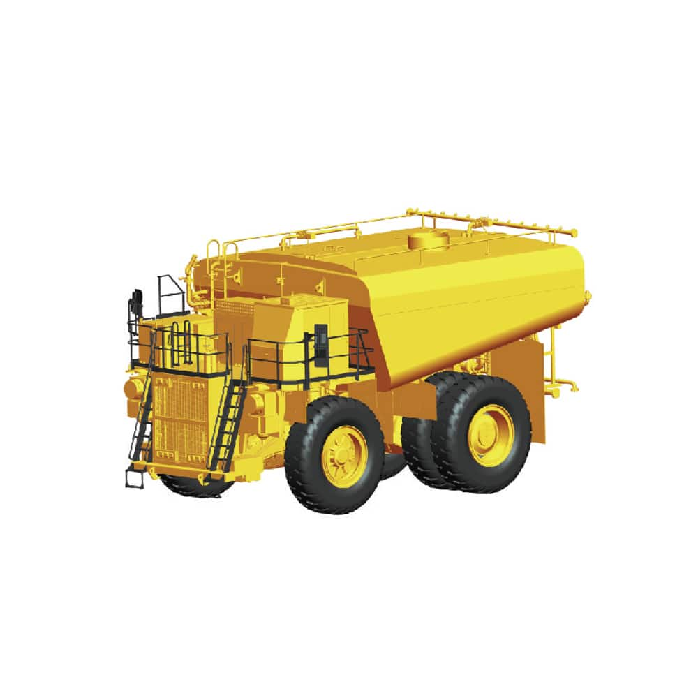 XCMG Official XDE100S Water Tank truck Electric Drive Sprinkler for sale