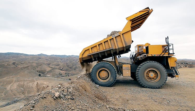 XCMG Official XDE110 Chinese Off-road Mining Dump Truck 110ton Mining Mine Dump Truck For Sale