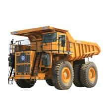 XCMG Official Manufacturer Electric Driver Dump Truck  XDE110 for sale