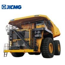 XCMG Official Dump Truck XDE300 China New Electric Driver Dump Truck for sale