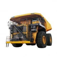 XCMG Official Electric Driver Dump Truck  XDE300 for sale