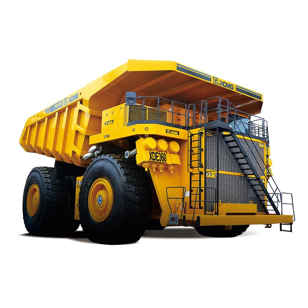 XCMG Mine Dump Truck XDE360 Model(1:50)