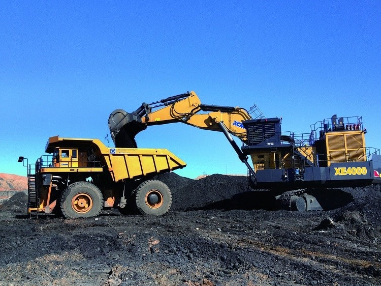 XCMG High Capacity Mining Dump Truck 400ton XDE400 Electric Driver Dump Truck For Sale