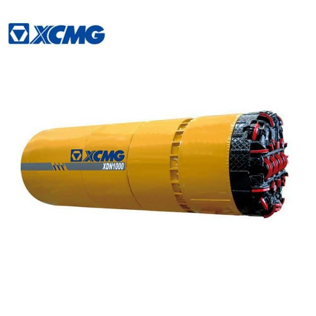 XCMG official Tunnel Boring Machine XDN1000 pipe jacking machine price for sale