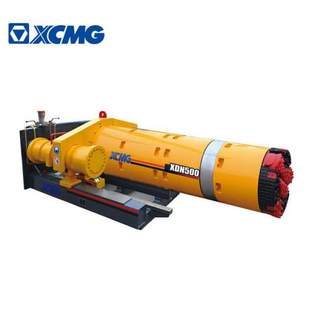 XCMG Official 500mm Pipe Jacking Machine XDN500 Tunnel Boring Machine price list