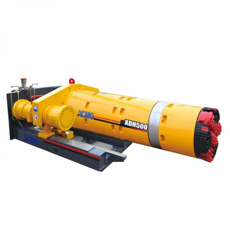 XCMG official pipe jacking machinery XDN500 for sale