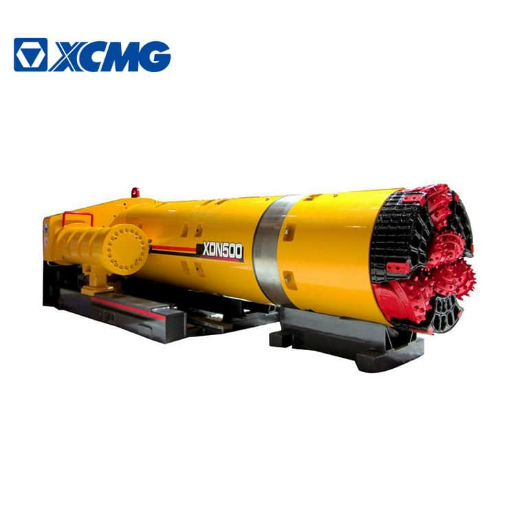 XCMG Official 600mm Pipe Jacking Machine XDN600 Tunnel Boring Machine price list
