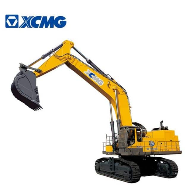 XCMG New Hydraulic Crawler Excavator 130t For Mining Bigger XE1300C With Cummins Engine Price