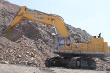 XCMG New Hydraulic Crawler Excavator 130t For Mining Bigger XE1300C With Cummins Engine Price