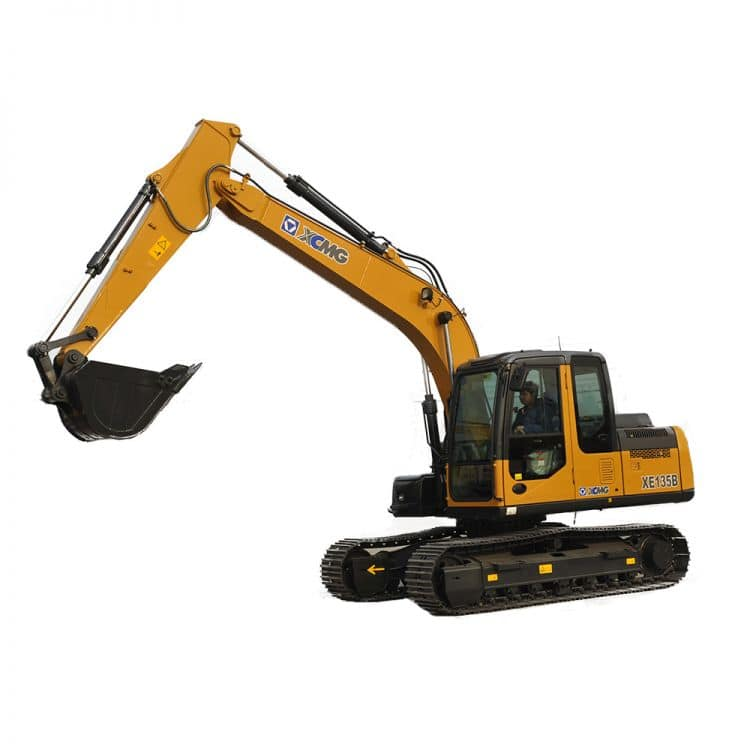 XCMG Official XE135B Crawler Excavator for sale