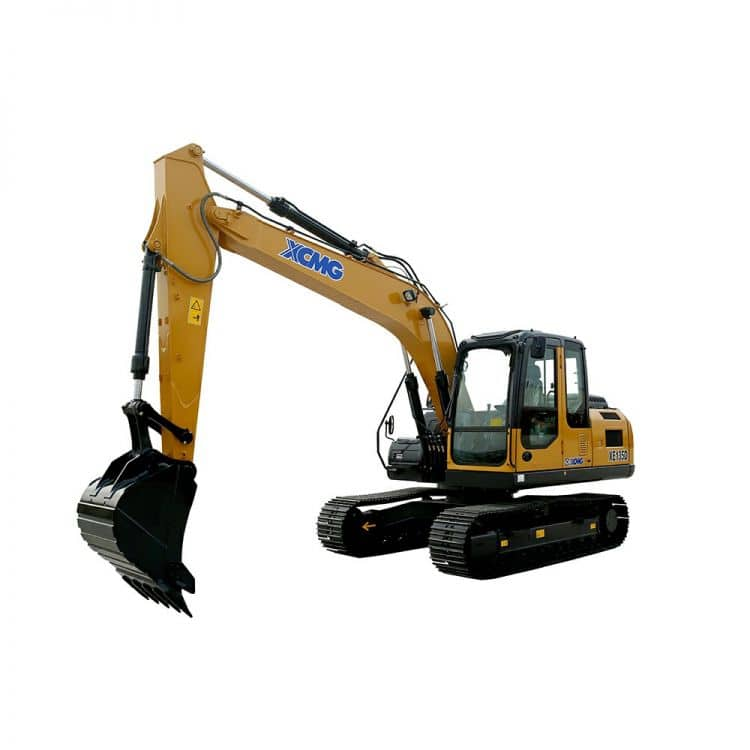XCMG Official XE135D Crawler Excavator for sale