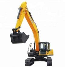 XCMG Official 15 Ton Excavator Crawler XE150U for sale