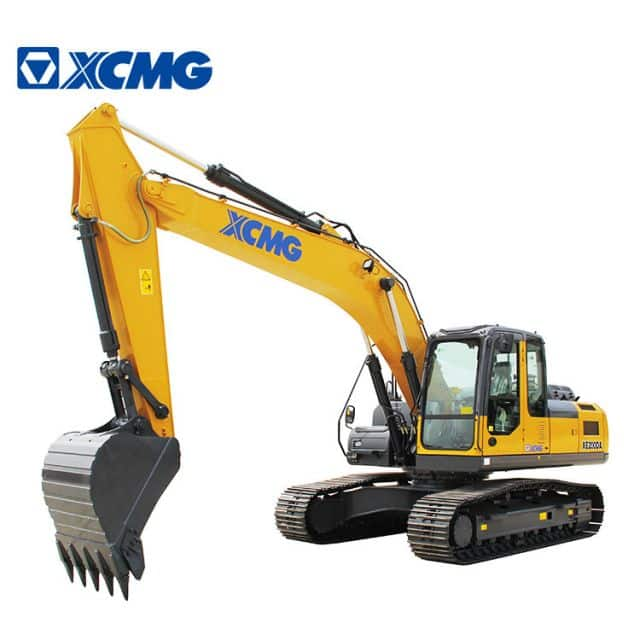 XCMG Construction Machinery Excavator 20 Ton XE200DA China Top Brand Crawler Excavator For Sale