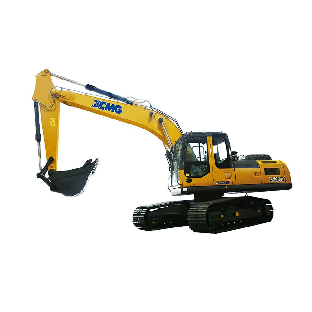 XCMG Official XE200D Crawler Excavator for sale