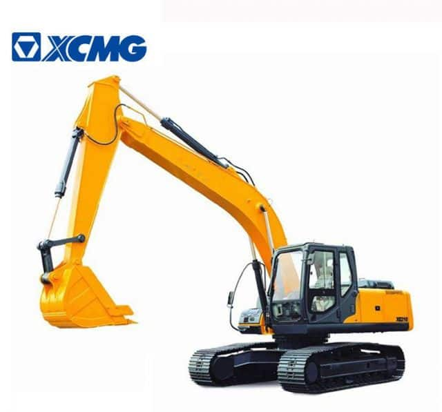 XCMG Crawler Excavator Digger 20 Tons New Hydraulic Excavators XE210U With Spare Parts For Sale
