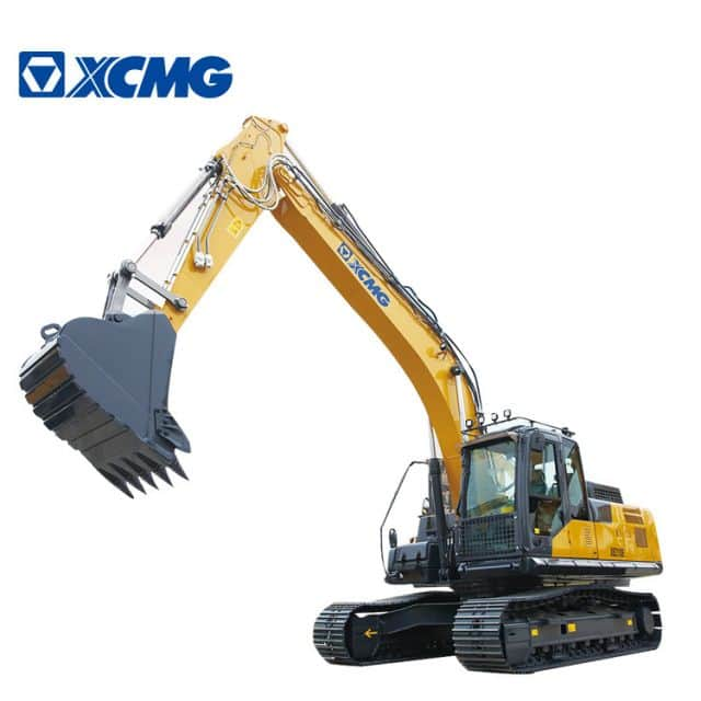 XCMG Excavator Digger 20 Tons Crawler Excavators XE210E Meets North America EPA Tier 4F Emissions