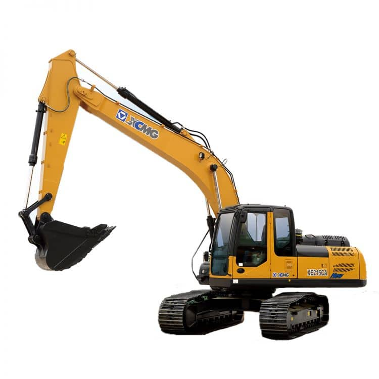 XCMG official manufacturer XE215C Crawler Excavator for sale