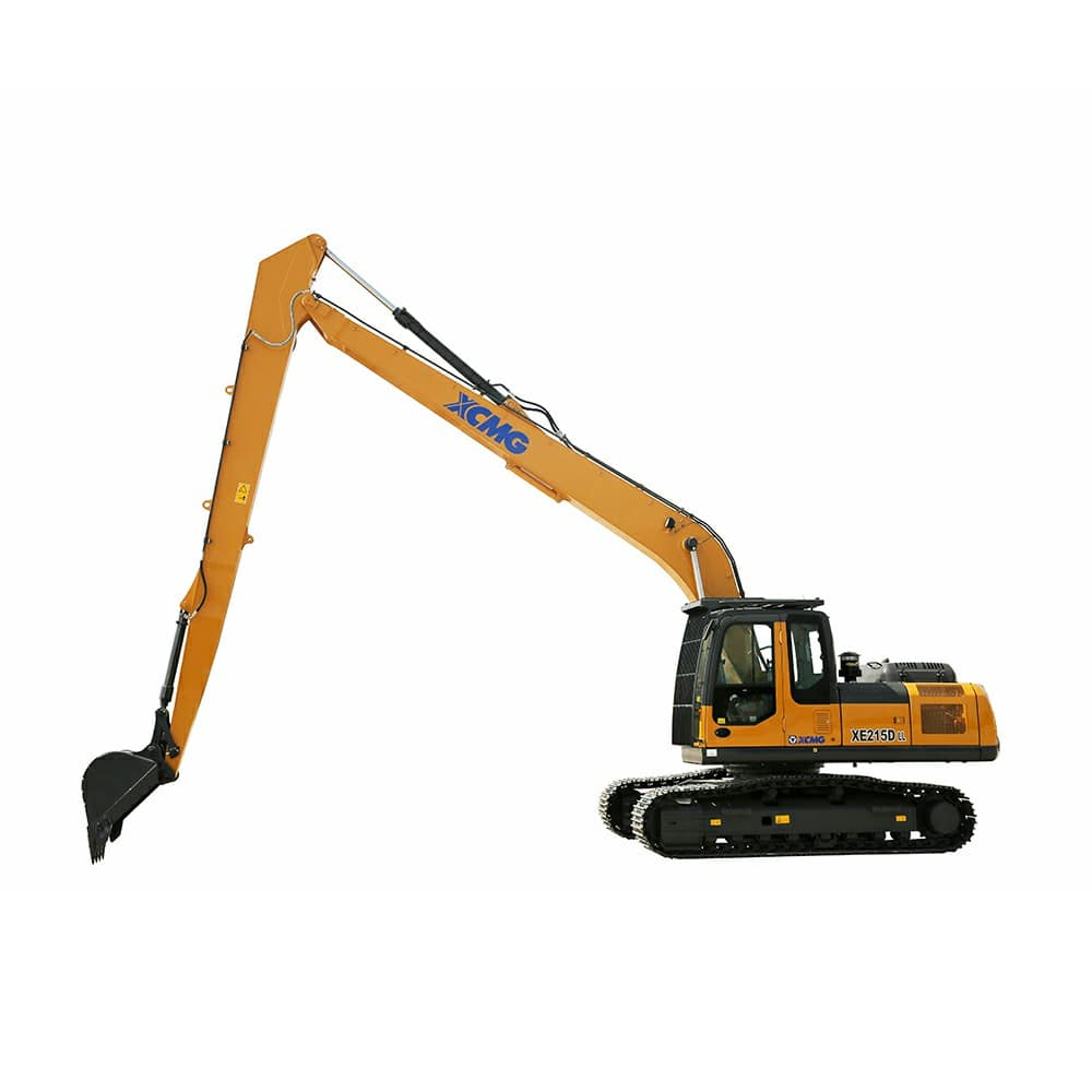 XCMG Official XE215DLL Crawler Excavator for sale