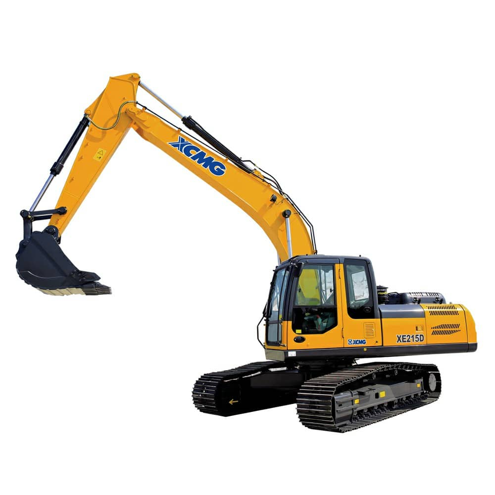 XCMG Official XE215D Crawler Excavator for sale