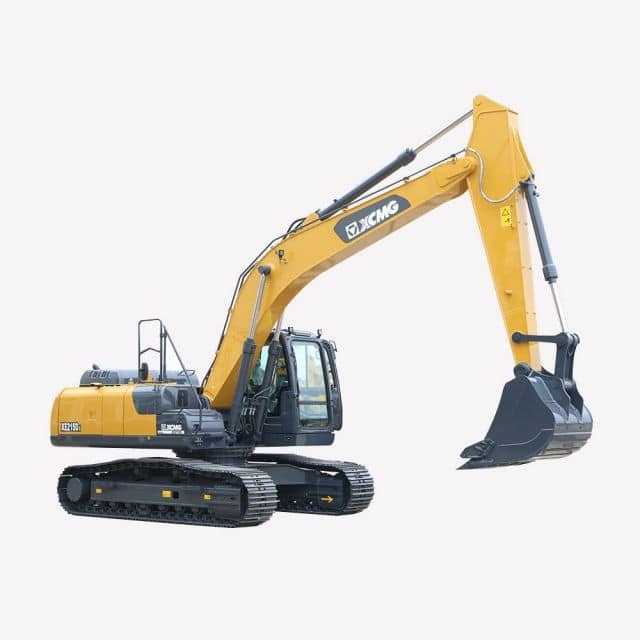 XCMG Official XE215DI Hydraulic Excavator for sale