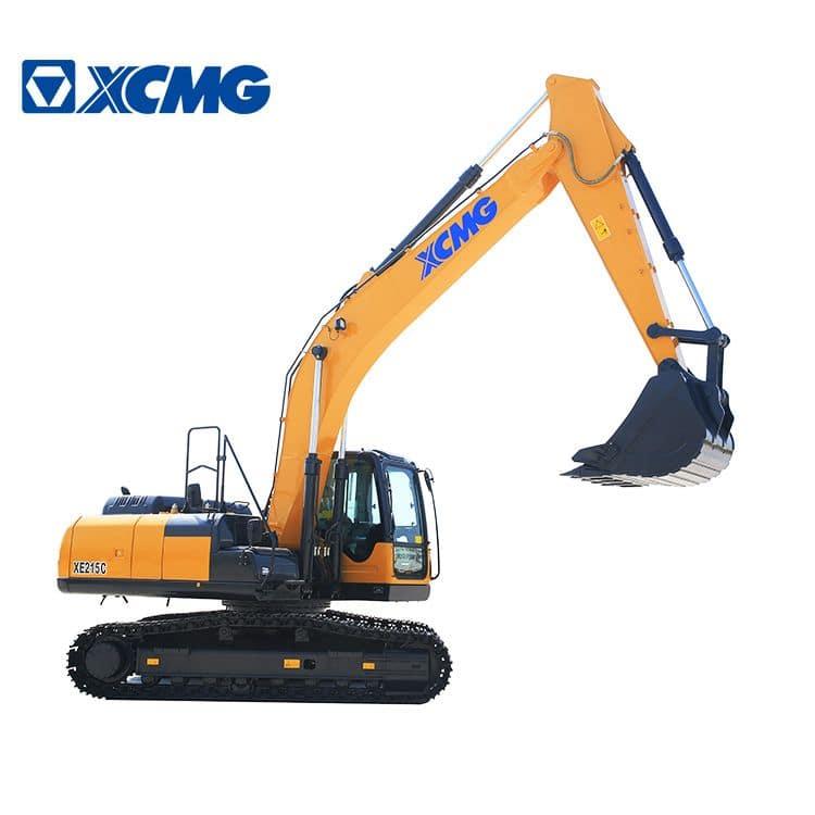 XCMG Official 21ton Crawler Excavator XE215C Price