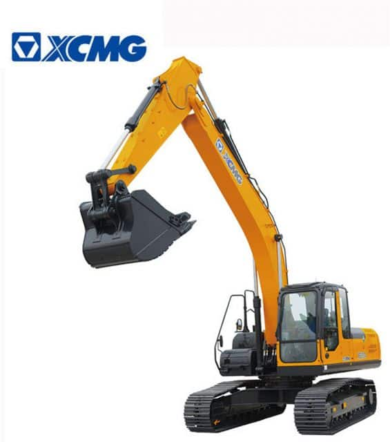 XCMG 22 Ton Construction Equipment Excavators XE225DK New Hydraulic Crawler Excavator Prices