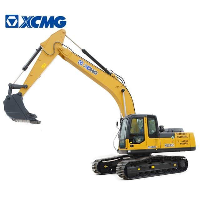 XCMG 23.5ton Crawler Excavator XE235C China high quality hydraulic Excavator machine for sale
