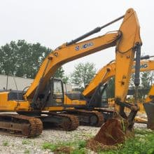 XCMG Official Used Excavator XE250 for sale