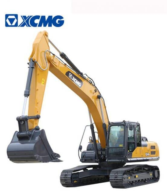 XCMG 25 Ton Crawler Excavator Machine Chinese New Excavators XE250E With Parts For Sale