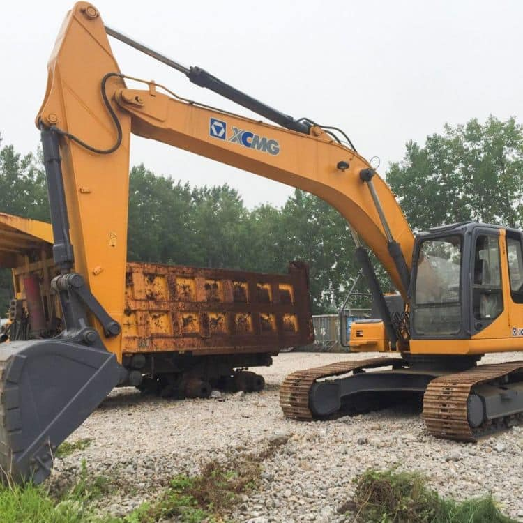 XCMG Official Used Excavator XE260C for sale