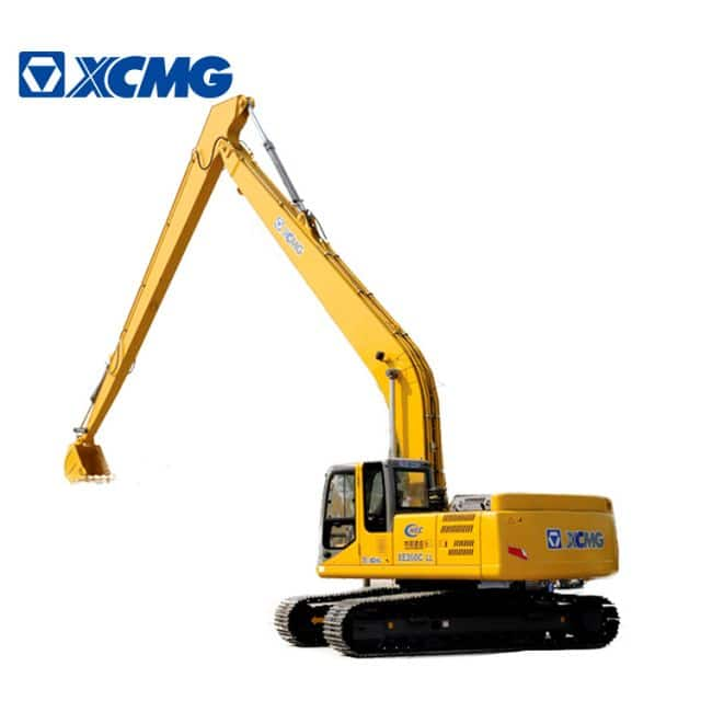 XCMG Excavator with Long Boom Chinese 25 ton Crawler Excavator Machine XE260CLL for sale