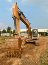 XCMG Official 27 Ton Excavator Machine Used XE270DK Used Old Excavator Price