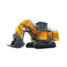 XCMG Official 280ton Mining Excavator XE2800E for sale