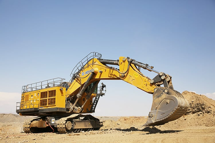 XCMG XE2800E 280 ton Large Hydraulic Mining Excavator For Sale