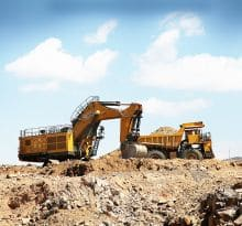 XCMG Official 280 ton Mining Excavator XE2800E for sale