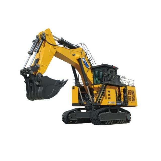 XCMG Official 300ton Mining Excavator XE3000 for sale