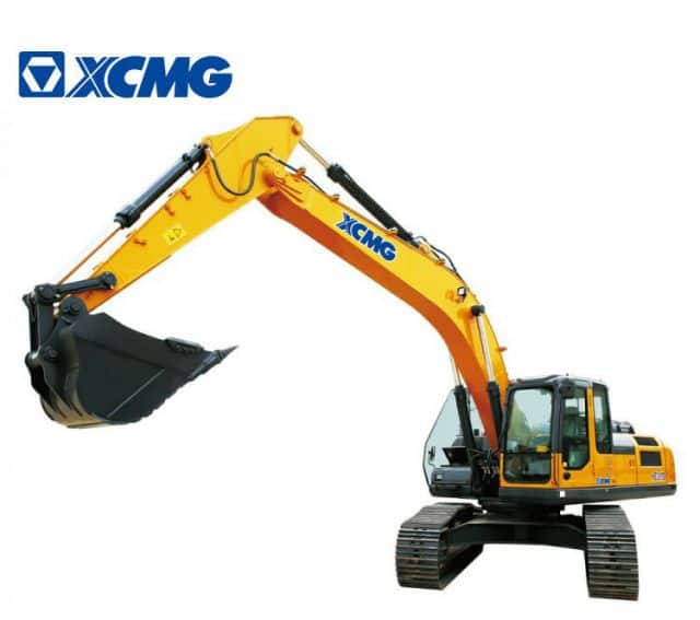 XCMG 30 Ton Crawler Hydraulic Mining Excavator XE300U With Cummins Engine Sale For North America