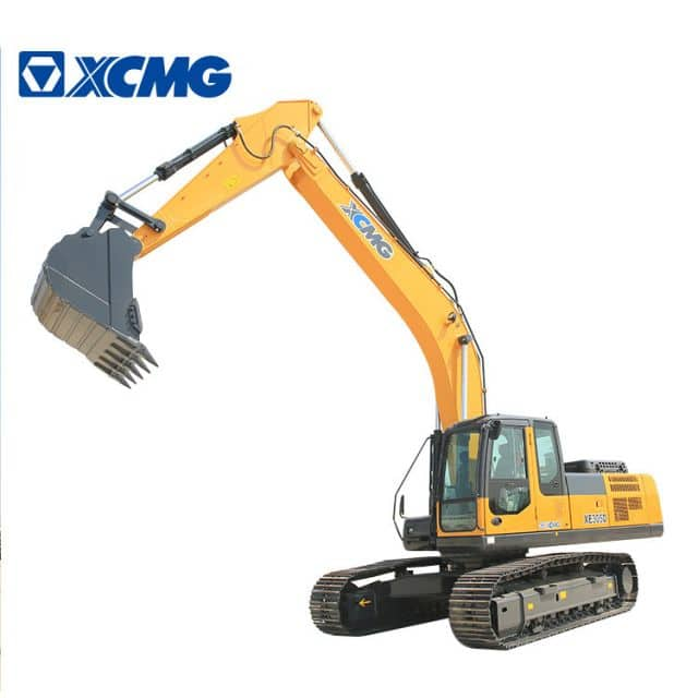 XCMG Official XE305D China 30 Ton Hydraulic Excavator for Construction