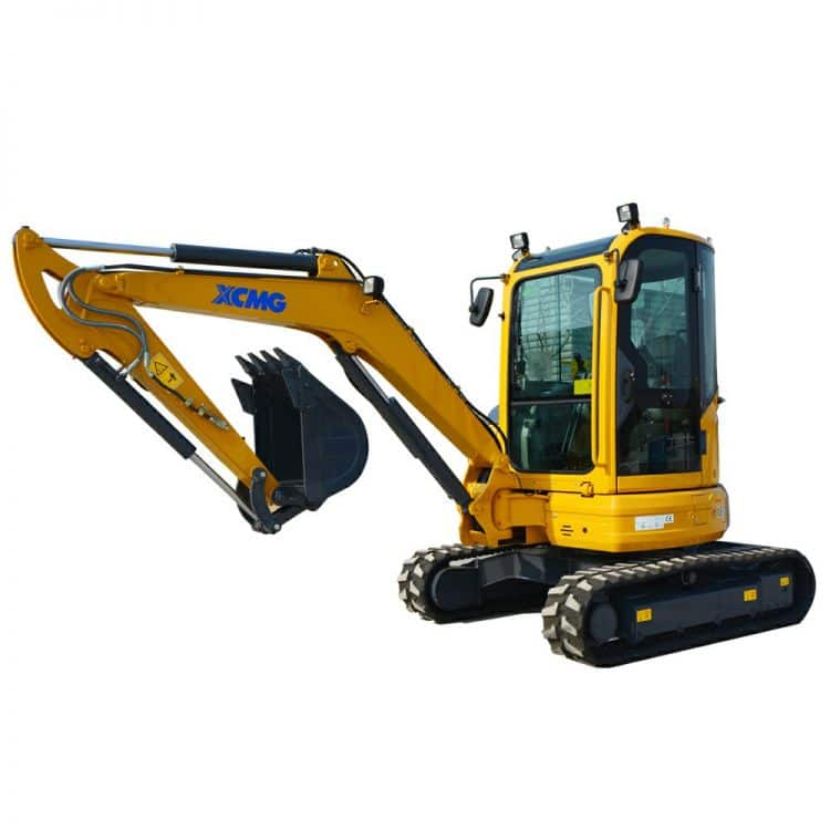 XCMG Official XE35U Crawler Excavator for sale