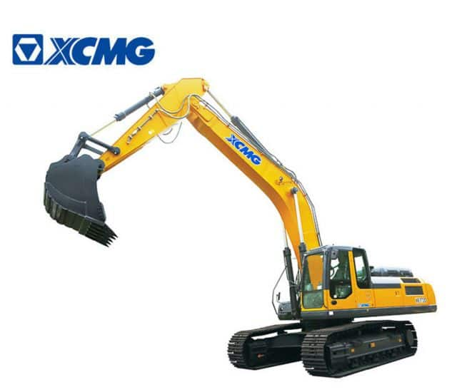 XCMG 35 Ton Mining Excavator Hydraulic Digger Machine XE360E Meets Eruo IV Emissions Price