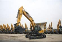 XCMG XE360E 36 Ton Big Hydraulic Crawler Excavator Earth Moving Machinery Hot Sale