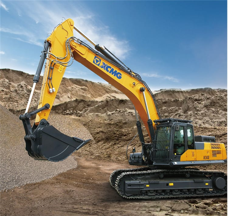 XCMG XE360E 36 Ton Big Hydraulic Crawler Excavator Earth Moving Machinery Hot Sale