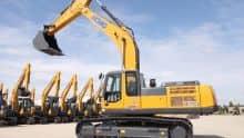 XCMG XE370CA 37 Ton Coal Crawler Mining Excavator For Sale