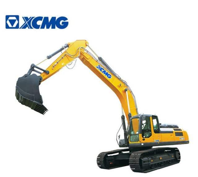 XCMG 38 Ton Large Crawler Excavator XE380DK Hydraulic Excavators 2.1M3 Bucket For Mining