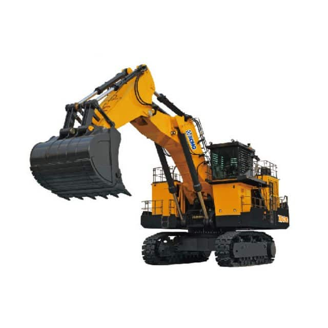 XCMG Official 400ton Mining Excavator XE4000 for sale