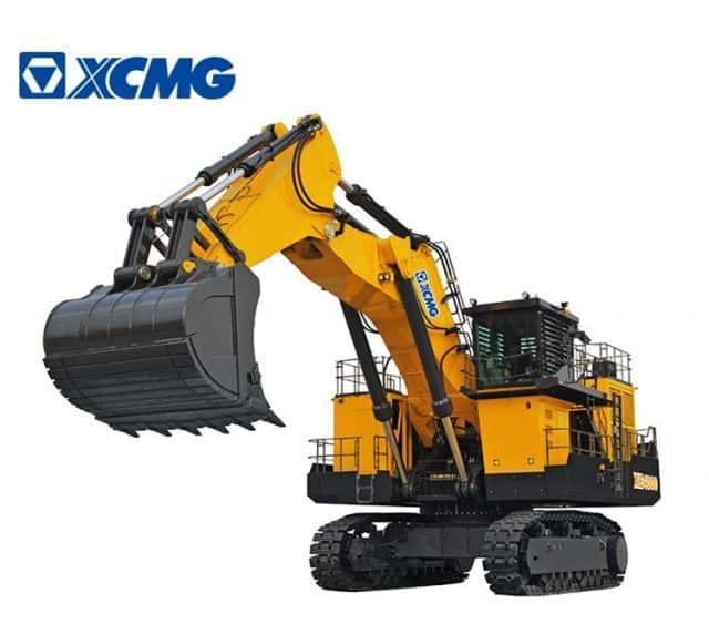 XCMG Mine Excavation Equipment 400 Ton Hydraulic Excavator Mining Crawler XE4000 Price