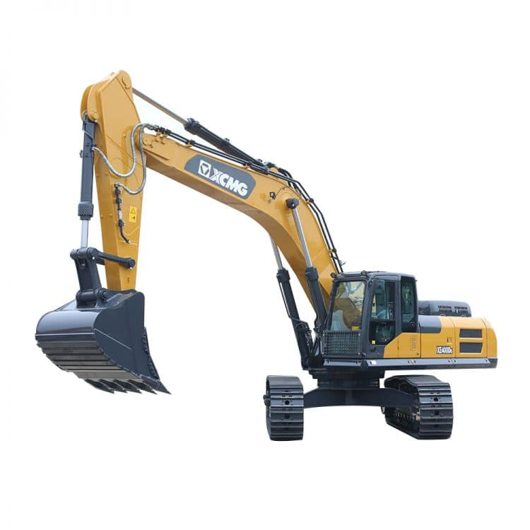 XCMG Official XE400DK Hydraulic Excavator for sale